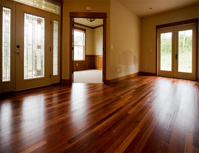 3 bước để bảo trì sàn gỗ