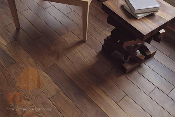 Báo giá sàn gỗ óc chó