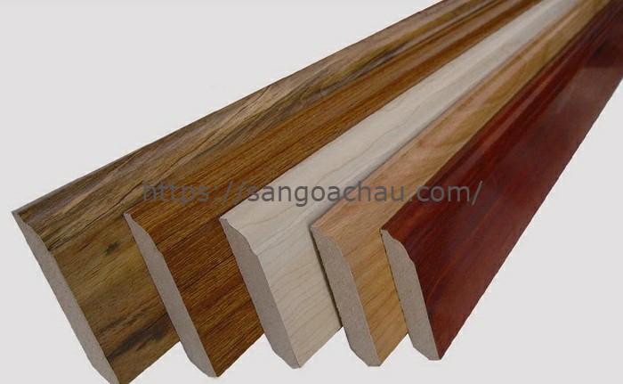 gỗ lắp sàn