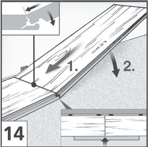Hướng dẫn lắp đặt sàn gỗ Binyl