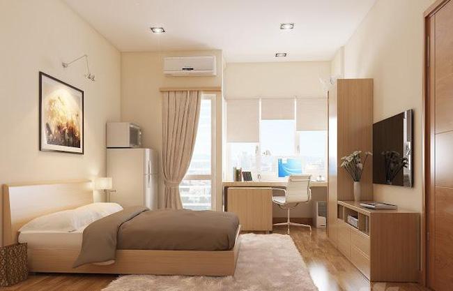 Lắp đặt sàn gỗ cho phòng có diện tích hẹp