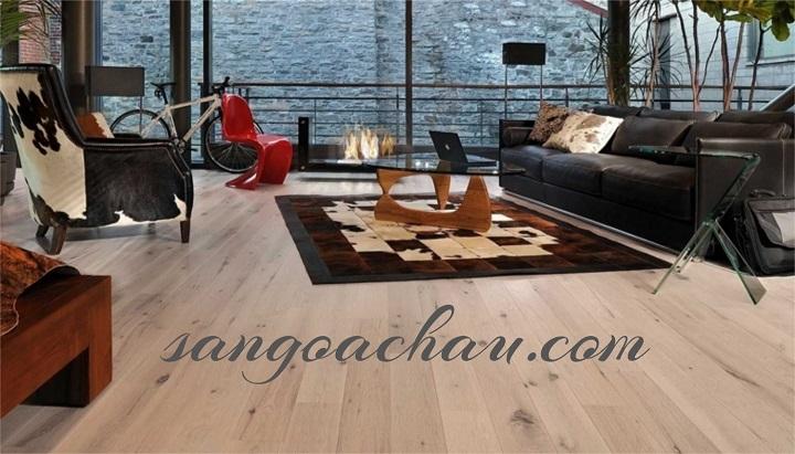 Lắp đặt sàn gỗ tại Tiền Giang