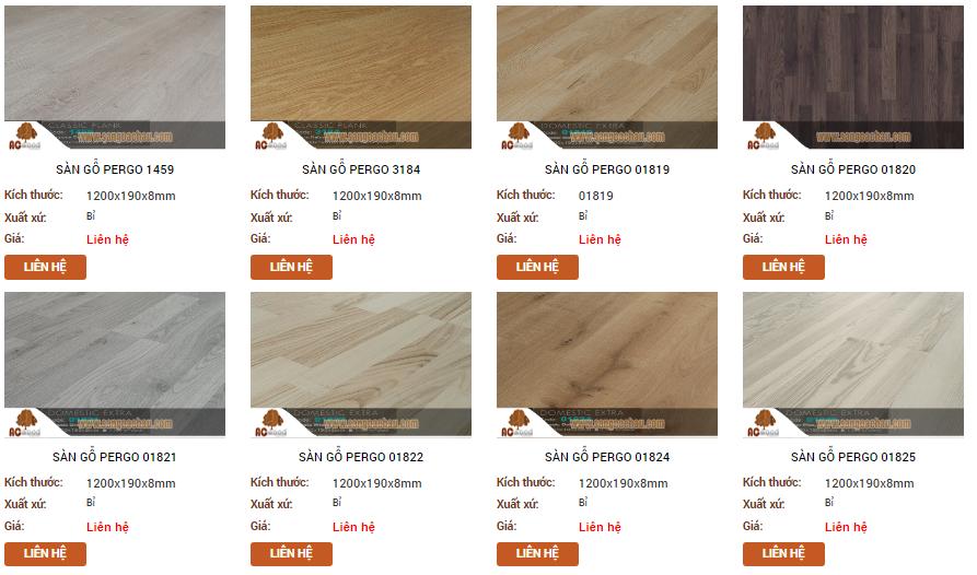 Sàn gỗ công nghiệp Bỉ có gì thu hút người tiêu dùng lựa chọn