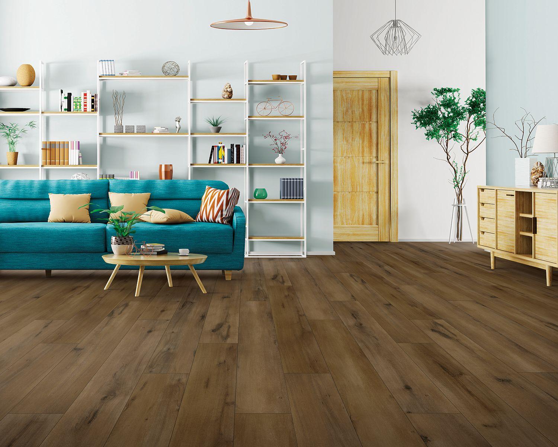 sàn gỗ công nghiệp tại long an