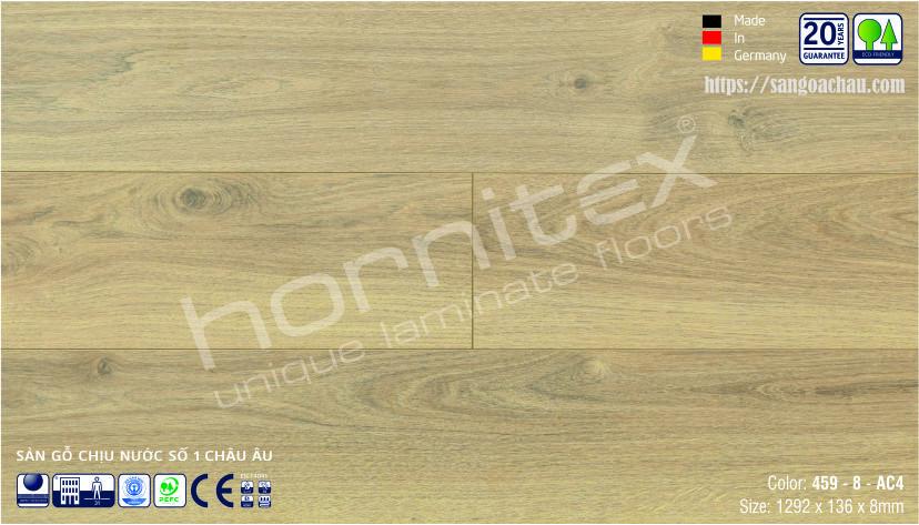 Lợi thế của sàn gỗ Hornitex Đức