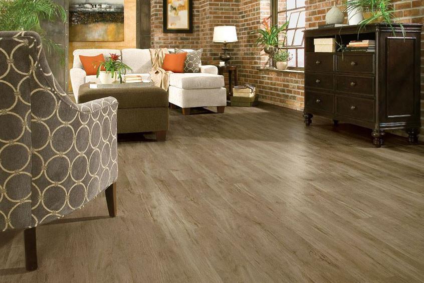 sàn gỗ tại Long An