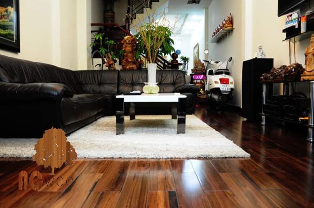 Tác dụng của sàn gỗ