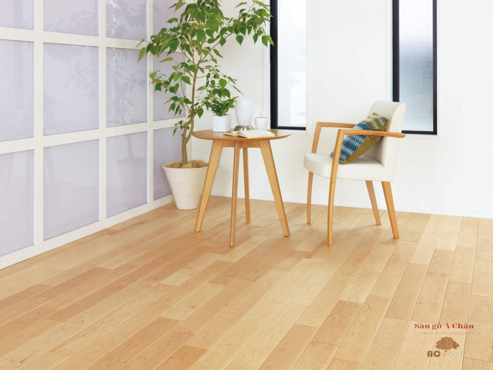 Tìm hiểu thế nào là sàn gỗ kỹ thuật