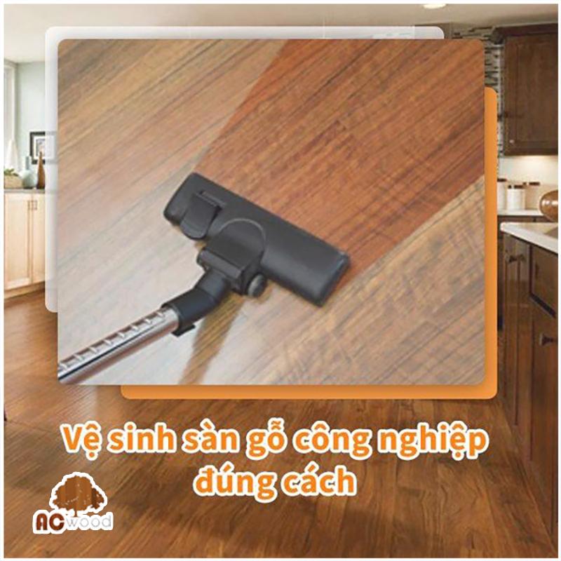 bảo vệ sàn gỗ