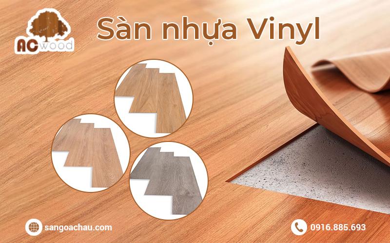 sàn nhà vinyl
