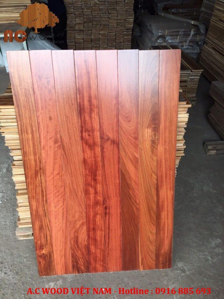 sàn gỗ cẩm lai 1